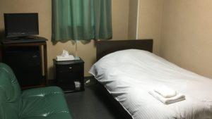 Bシングル部屋写真