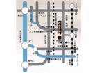 ビジネスホテルパルの地図1