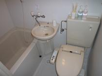 和室バスルーム写真